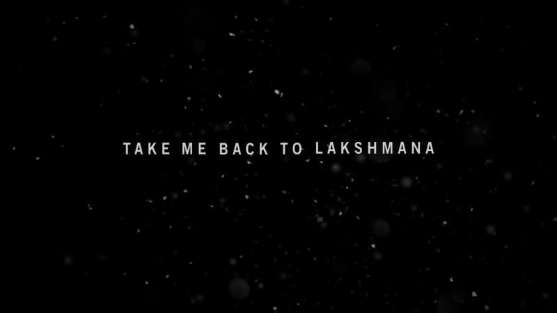 適当翻訳「ラクシュマナに連れて戻ってほしい」